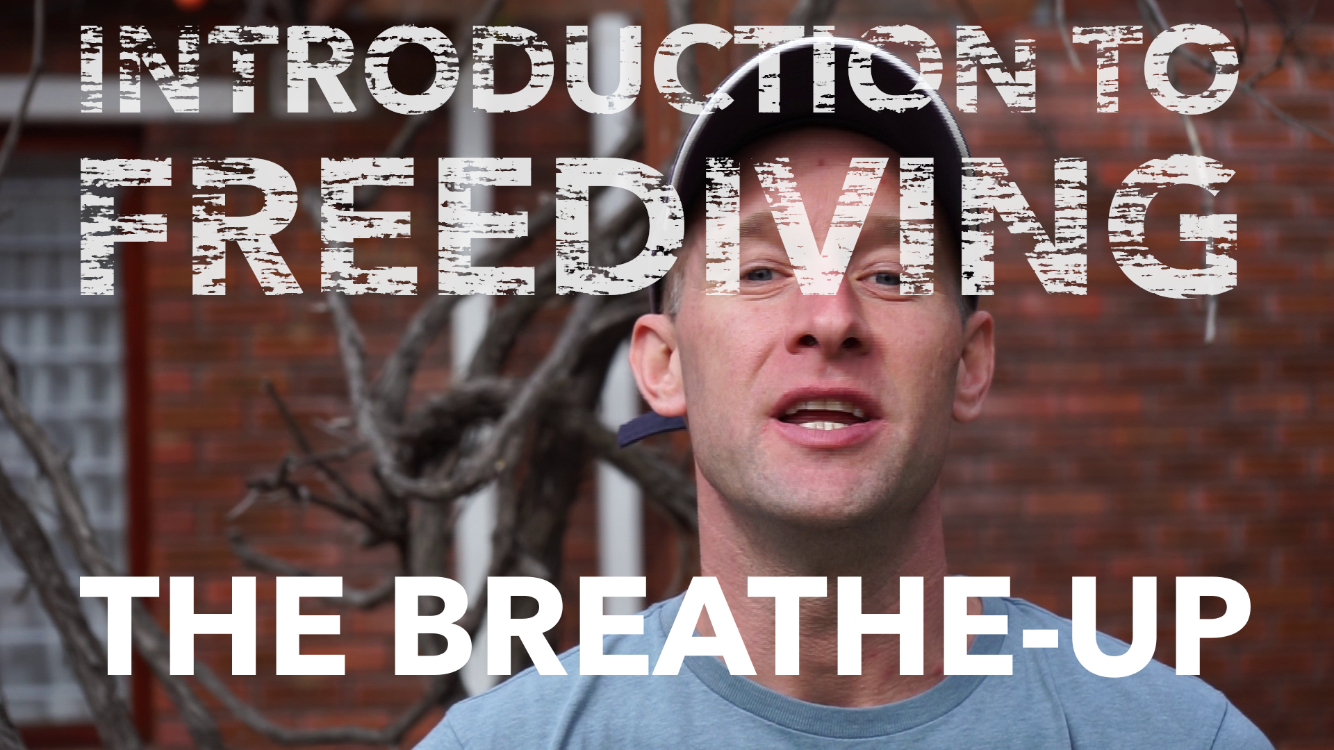freediving video title image