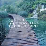 The Travelers Blueprint Podcast Logo