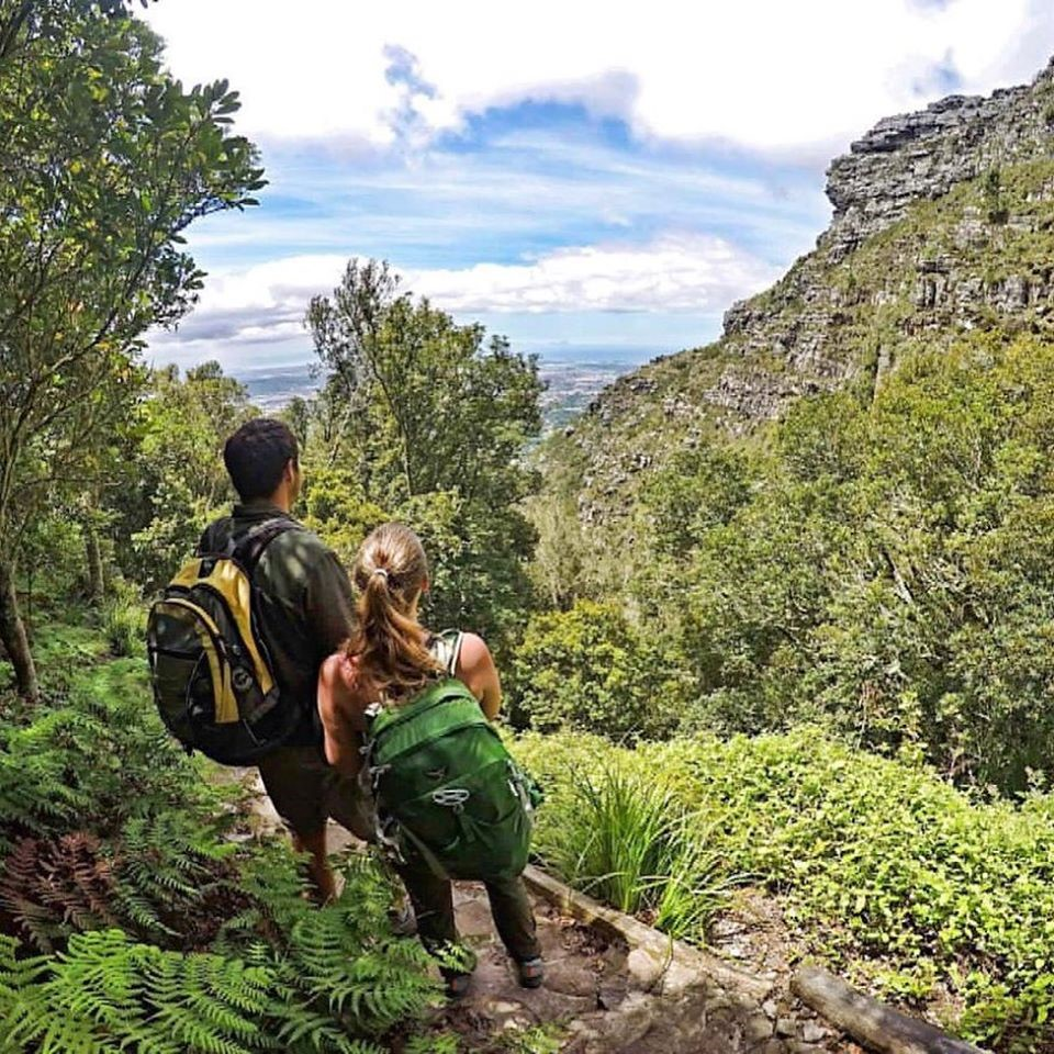 Cape Town hiking trail
