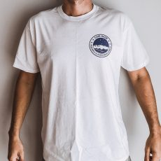 front view of cape radd t-shirt
