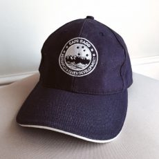 front view of cape radd cap